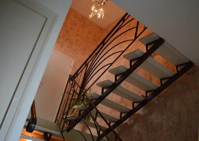 Escalier Acheres